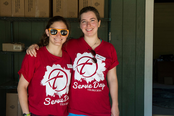 Serve Day May 31, 2014