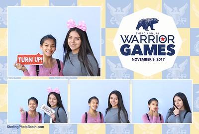 UCLA  Warrior's Game.