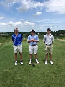 54 Hole Junior Open at Greystone