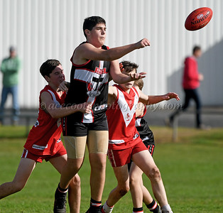 Junior Colts 2017 - Round 17 v Bordertown
