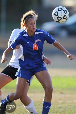 Minneapolis Washburn v South Girls Soccer 10-5-11