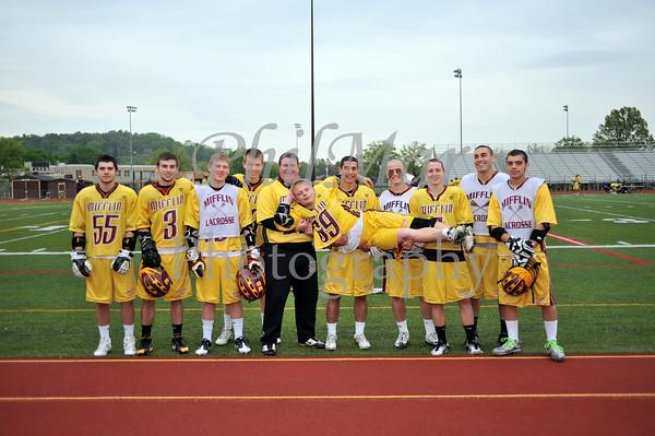 Governor Mifflin Vs Berks Catholic Boys Lacrosse 2011 - 2012