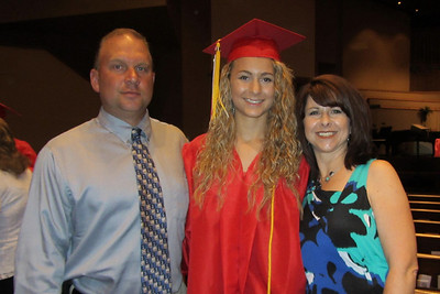 Lindsey's High School Graduation
