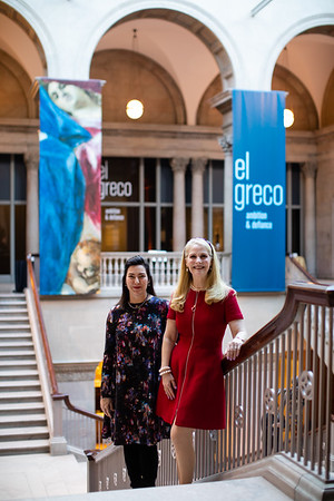 Art Institute Sustaining Fellows - El Greco