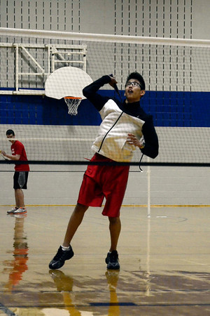 SMS Junior Badminton City Championships 2014 - Wednesday May 7, 2014