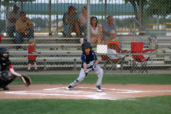 Western Little League Yankees VS Angels