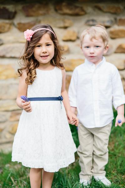 Bassler Family Spring 2016