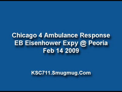 2-14-09  Crash Ike @ Peoria 4 ambo response