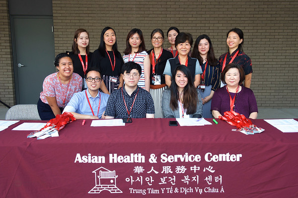 Asian Health Services Center Ribbon Cutting 080818