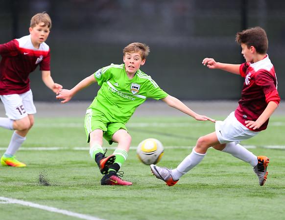 BU12 Seattle United v PacNW