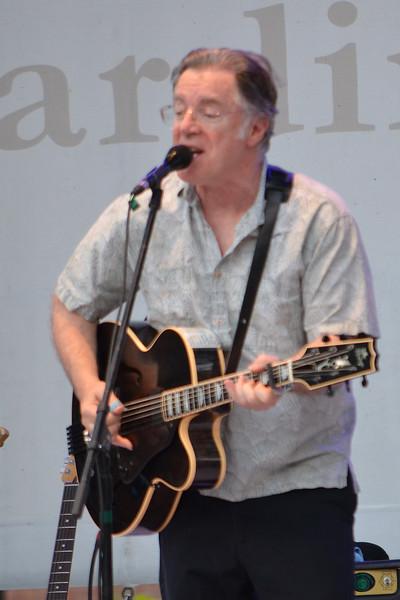 John Sebastian, Boardinghouse Park, Lowell MA, 30 June 2012