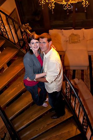 Elizabeth and Brent