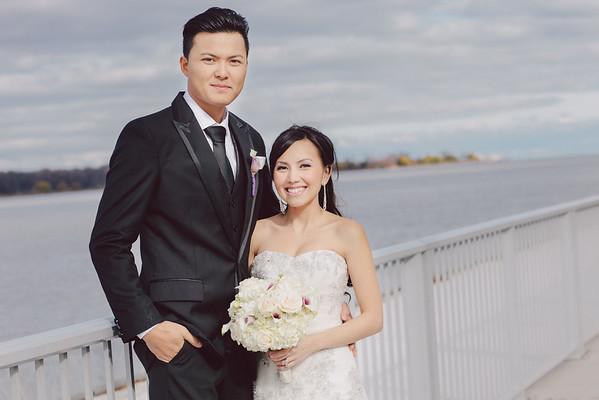 Lisa & Ben Wedding
