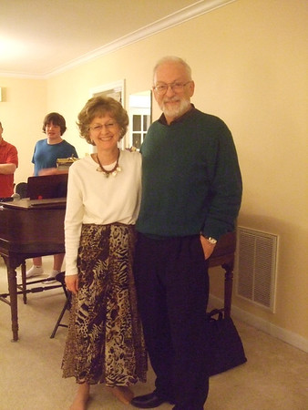 Dave's Violins and Sue Taylor's Students