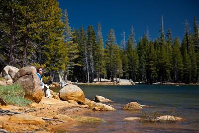 tamarack & blue lakes