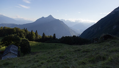 The Alps, August 2014