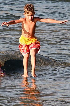 Lake Kaweah ... July 2007