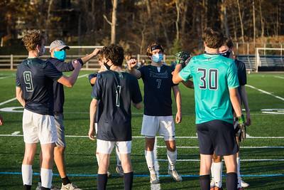 Boys Varsity Soccer 11.07.20