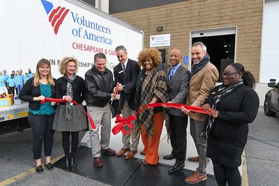 Volunteers of America Opening 12-5-19
