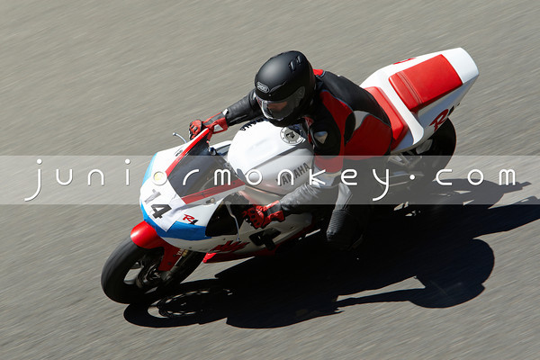 #14 - Red White R1