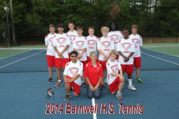 Boys Tennis Varsity
