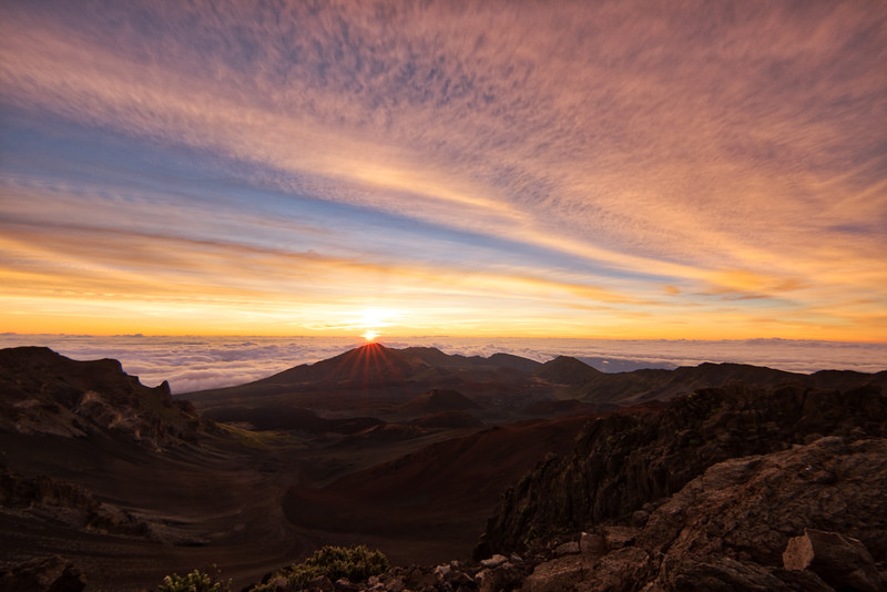 Hawaii Volcano & Haleakala National Parks