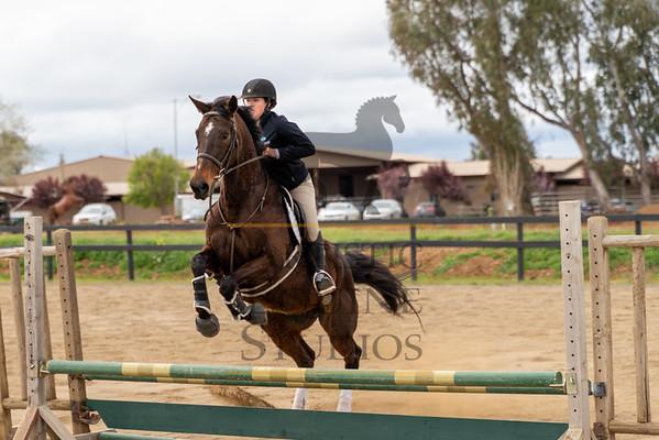 Unknown rider A