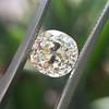 2.54ct Old Mine Cut Diamond, GIA U/V VS1 16