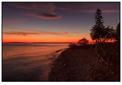 Michigan - Straits of Mackinac