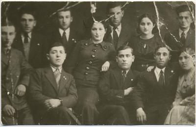Family History/Photographs from Mendel Feldman archive 7-2010