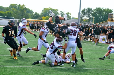 UW Oshkosh Titans vs. Alma College - Sept. 28th, 2014