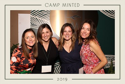 Camp Minted 2019