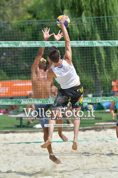 presso Zocco Beach PERUGIA , 25 agosto 2018 - Foto di Michele Benda per VolleyFoto [Riferimento file: 2018-08-25/ND5_8689]