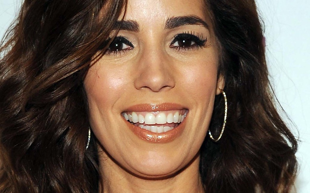 ". Actress Ana Ortiz -- ""Devious Maids,\"" �Ugly Betty� -- is 46. (Getty Images: Bryan Bedder)"