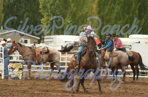 Weiser Ranch Rodeo Oct 5, 08