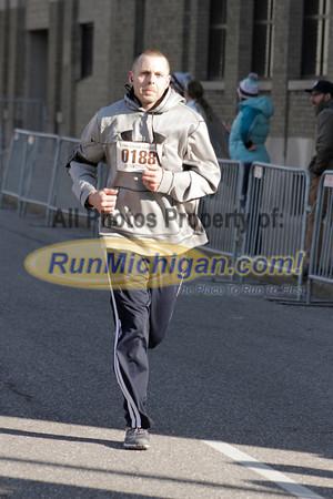 Finish, Gallery 4 - 2014 Cocoa Classic Detroit Half Marathon
