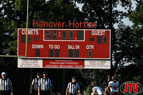 Football Addison at Hanover-Horton 09-10-2021