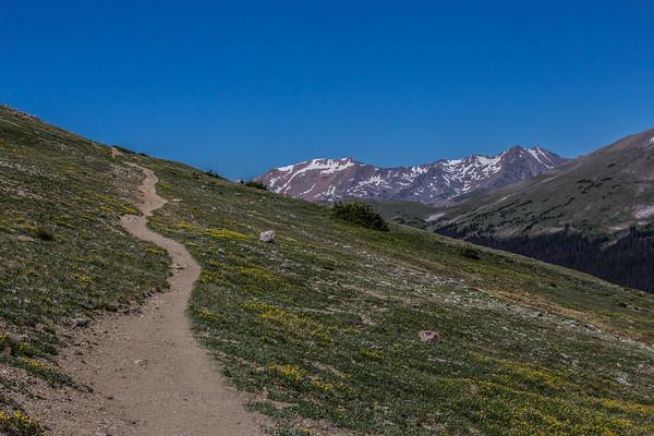 Wandering the Ute Trail RMNP