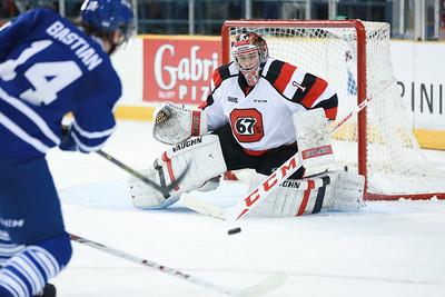 Ottawa 67s vs. Mississauga - Oct. 17, 2014
