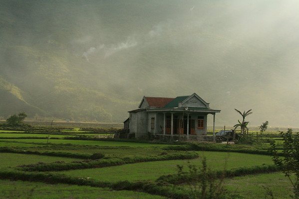 Vietnam Through the Clouds