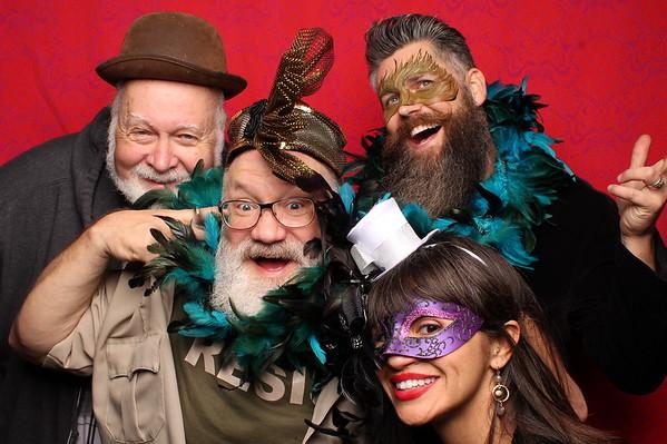 Masquerade Ball 12.30.17