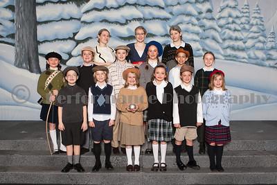 Narnia - Formal; Group; Cast shots