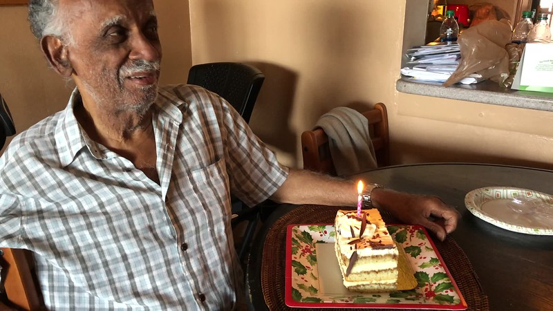 Daddy is 90
