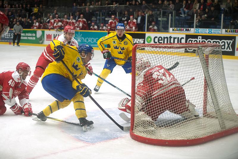 Denmark vs Sweden training game 14.04.2018  1 - 5