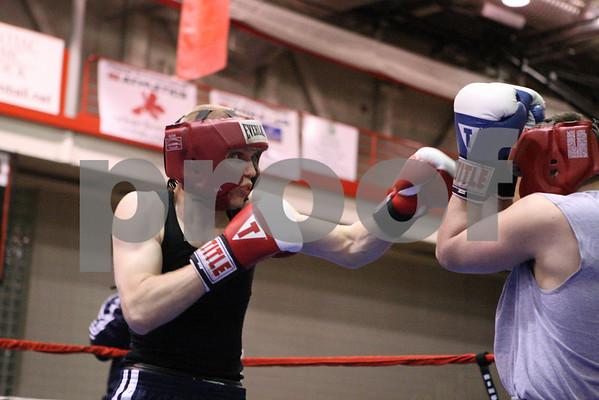 Bout 10 Kevin Bonk vs Dusko Vanovac