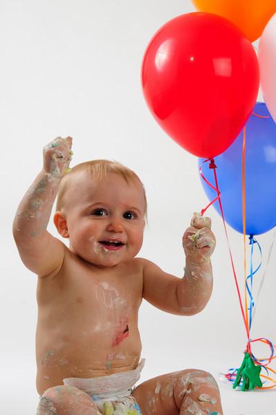 Jacob's 1st Birthday in Tucson