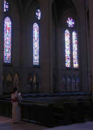Grace Cathedral SF