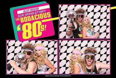 Alley Theatre: The Bodacious 80's
