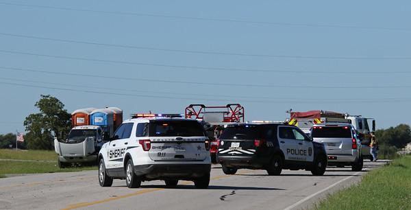 Farmersville TX. Police chase/Fatality MVA Hwy 78. 10/10/18