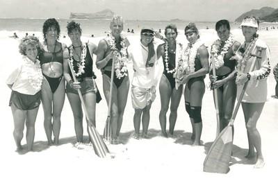 1987 Pops Waialaale Regatta  6-14-1987